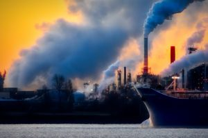 global warming climate change pollution