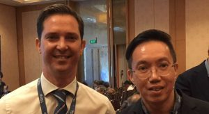Angelo de Jong and Lee Kok Leong interview on port expansion