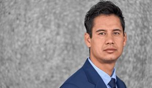 Raoul Tan, business manager digital development, Port of Rotterdam