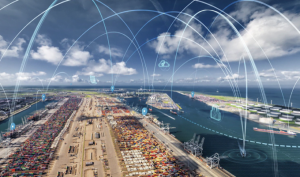 digitisation and security in shipping port