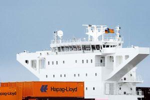hapag lloyd to lower co2 emissions using biofuel