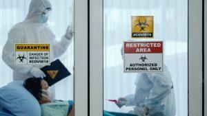 coronavirus COVID-19 quarantine chernobyl