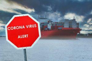 covid-19 coronavirus maritime shipping trade