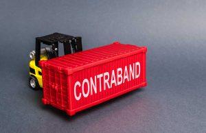 illicit trade smuggling drug trafficking contraband