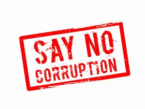 say no to corruption port inspection