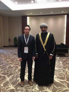 Singapore Oman maritime economy