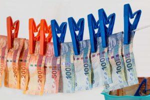corruption money laundering