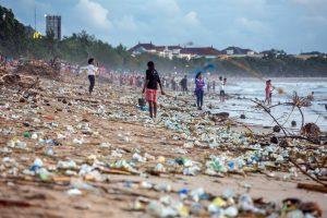Indonesia ocean plastic waste