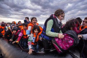 migrant smuggling refugee