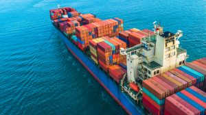 container cargo space availability