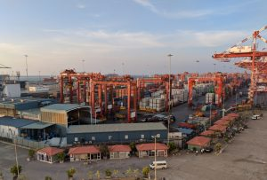 colombo port SAGT