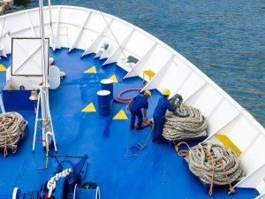 crew change remains precarious