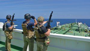 Latin America piracy pirate attacks