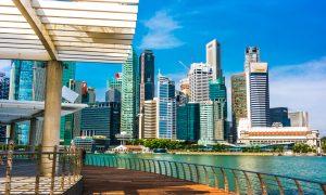 Singapore government stimulating job market