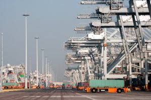 Global container port operators continue investment in automation
