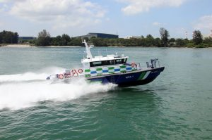 S'pore launches next-gen patrol craft to grow frontline capabilities