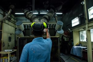 Singapore's manufacturing sector remains subdued