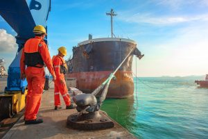 Global uptick in port-related worker shortages