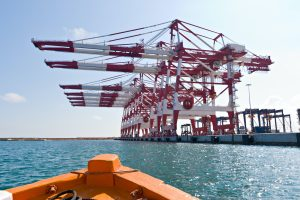Hutchison invests US$730 million in new Egyptian container terminal