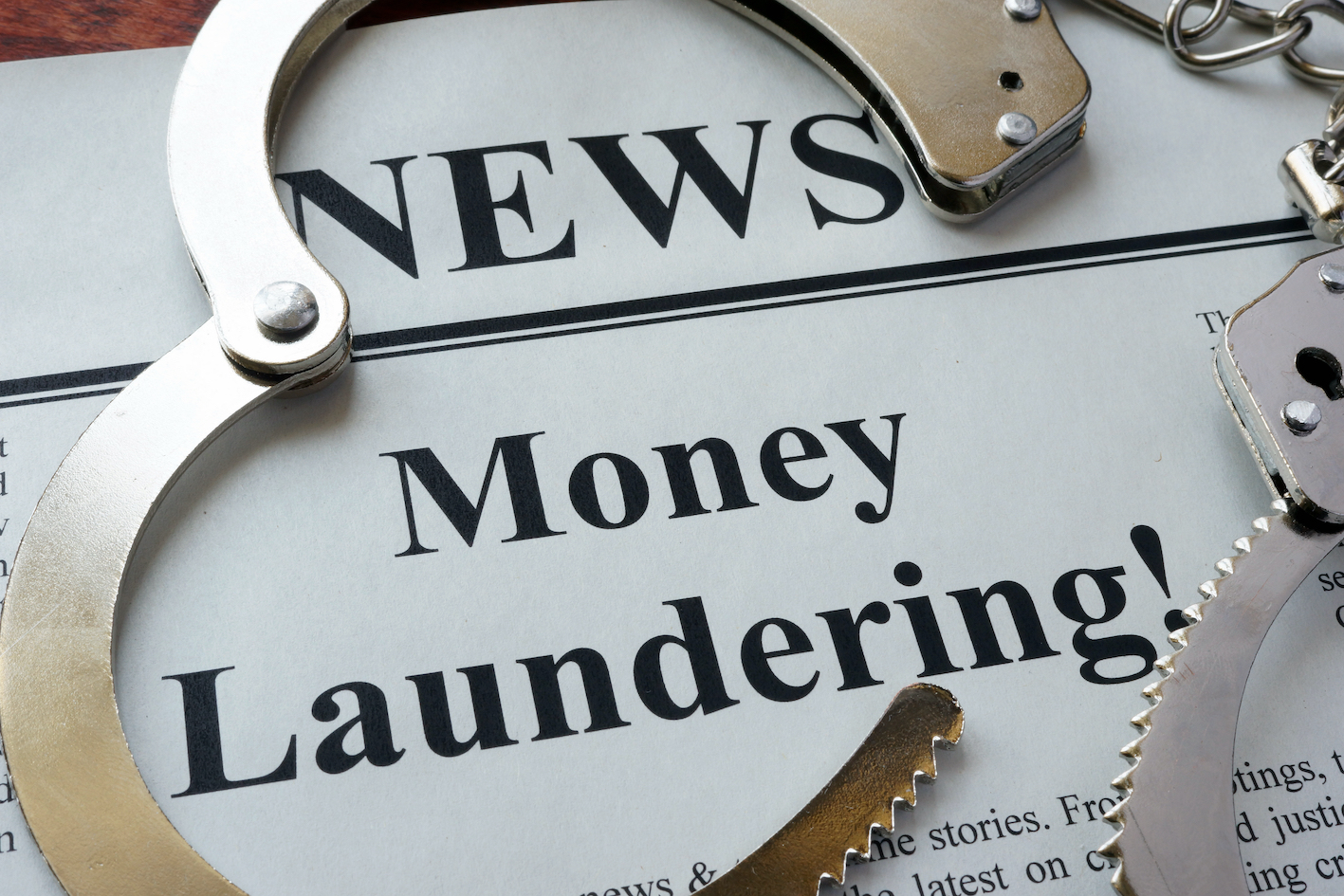 The complex crime of cleaning dirty money