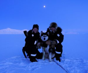 Two women embarks on seven-month Arctic sojourn for science