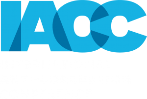 IACC logo white