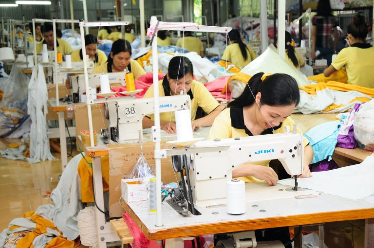 Asian garment industry suffers as pandemic rips through supply chain