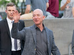 Shipping industry calls on Jeff Bezos to help stranded seafarers