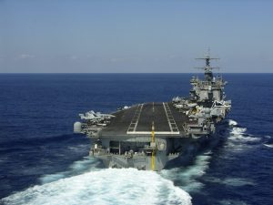 France remains formidable naval power with new aircraft carriers