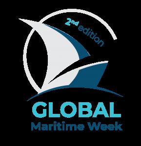 logo 2nd global maritime week