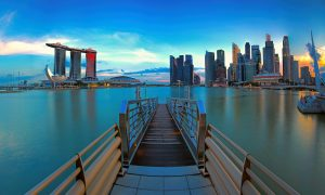 Singapore remains world's top bunkering port