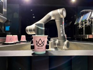 Singapore's robot barista to be deployed at Japan's JR East stations