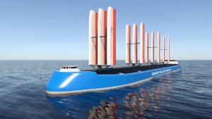 "British company unveils ""True Zero Emission"" ship design"