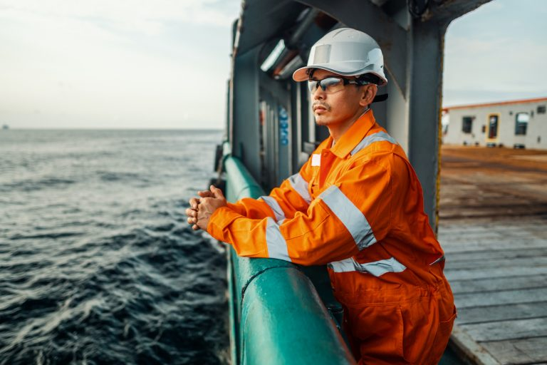 Seafarers feeling burnt out from long period at sea