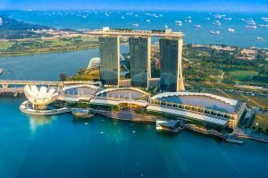 Singapore joins ammonia-fueled tanker project