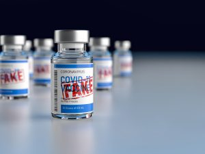 Fake vaccines in China, South Africa