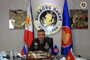 Philippine is serious about maintaining maritime sovereignty