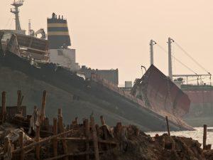 Global law enforcement cracks down on marine pollution