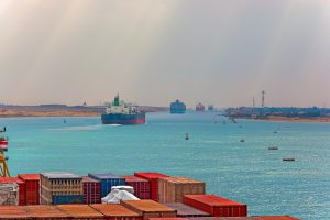 Suez Canal blockage highlights need for more supply chain resilience