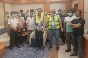 ITF confirms Ever Given crew welfare, but Egypt cannot hold seafarers as hostages