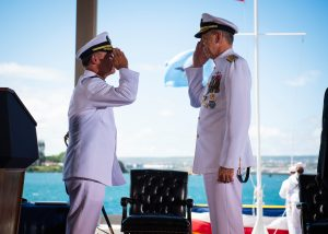 New US commander reaffirms free and open Indo-Pacific