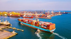 Global trade hits record high after recovery from COVID-19