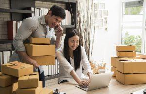 COVID-19 boosts global e-commerce sales