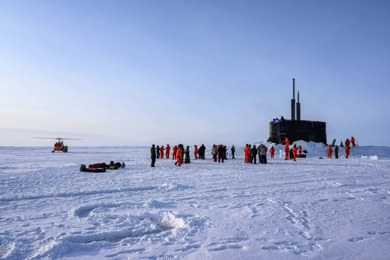 The U.S. set up Arctic Regional Center to address security concerns