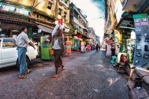 Chevron, Total suspend some payments to Myanmar Junta