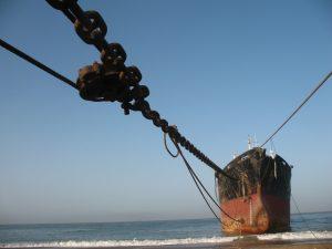 Pakistani shipbreaking workers exposed to mercury-laden tanker