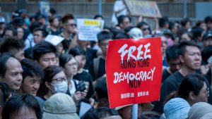 The twilight of democracy in Hong Kong
