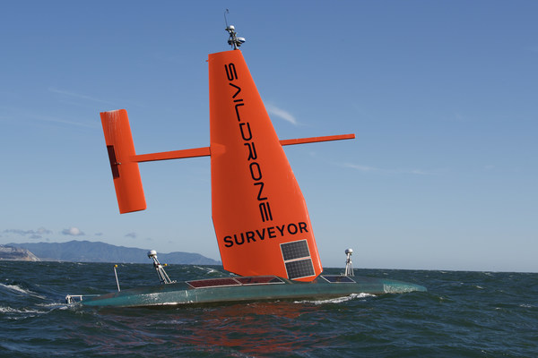 Autonomous research vehicle completes ocean crossing from San Francisco to Hawaii