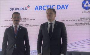 DP World, Rosatom sign agreement for Northern Transit Corridor