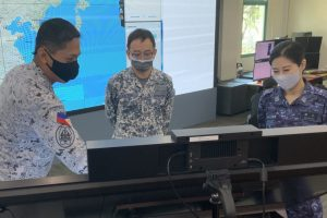 Enhancing maritime security through closer information sharing